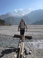 Kali Gandaki, Nepal