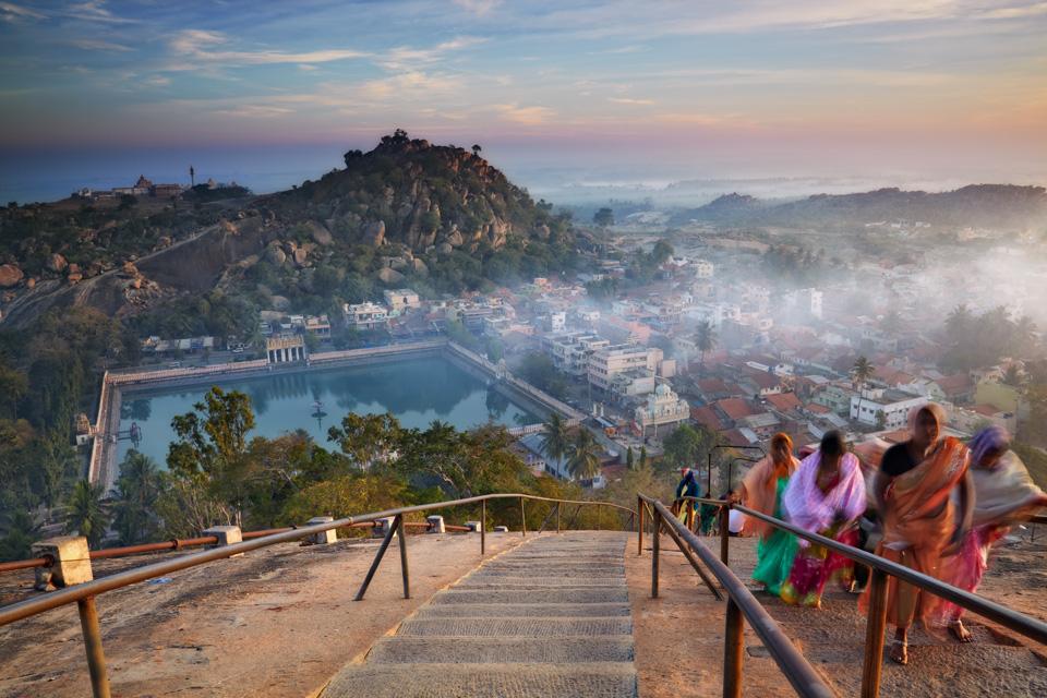 Sravanabelagola, India
